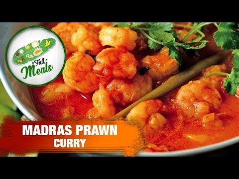 Madras Prawn Curry | How To Make Simple And Tasty Prawn Curry | Tamil Cooking Video