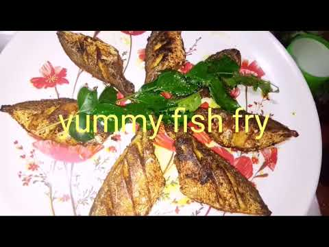 😋 yummy fish fry 😋 in tamil