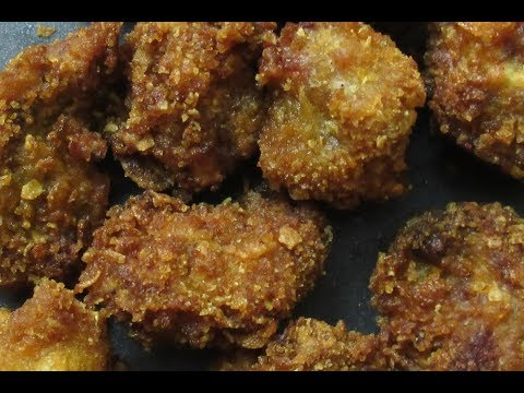 CRISPY KFC CHICKEN RECIPE IN TAMIL|மொறு மொறு சிக்கன் FRY| CHICKEN POPCORN| LESS OIL