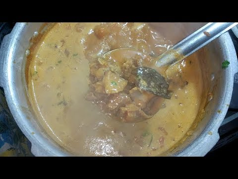 Aattu kari kuzhambu/Mutton curry/easy method/devi's kitchen