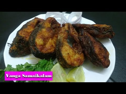 fish  fry in tamil|how to make fish fry