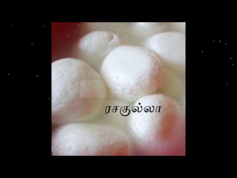 Rasgulla Recipe in Tamil - Rasgulla Recipe - Diwali sweets recipe in tamil