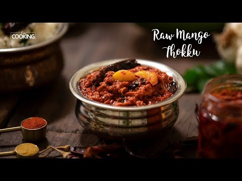 Raw Mango Thokku | Mango Recipe