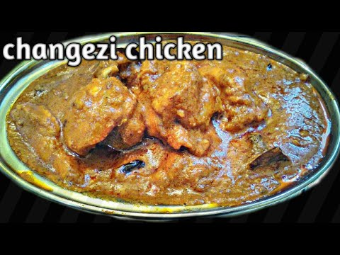 Delhi style changezi chicken in tamil/restaurant style chicken gravy with English subtitles
