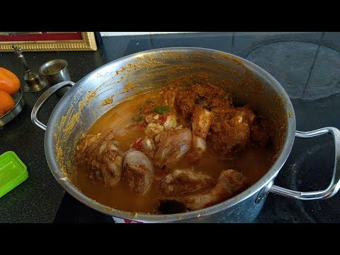 Shenkottai border style chicken gravy?MARK Tamil kitchen