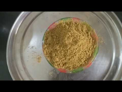 Rasam powder recipe/Rasam podi in tamil/How to make rasam powder in tamil