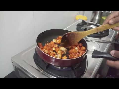 Idly chilli fry in tamil.