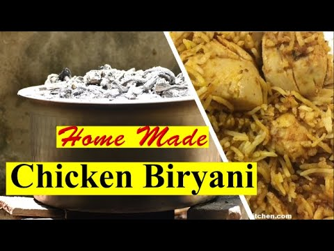 Home Made Chicken Biryani | in Tamil | LK