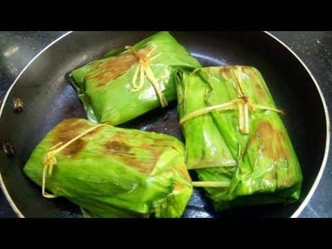 வாழை இலை மீன் வறுவல்/kerala style banana leaf fish fry/spicy fish fry in tamil