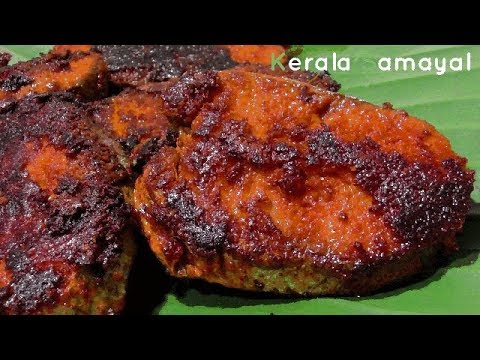 Fish Fry || Kerala Fish Fry || Simple Easy and Tasty Fish Fry Recipe in Tamil