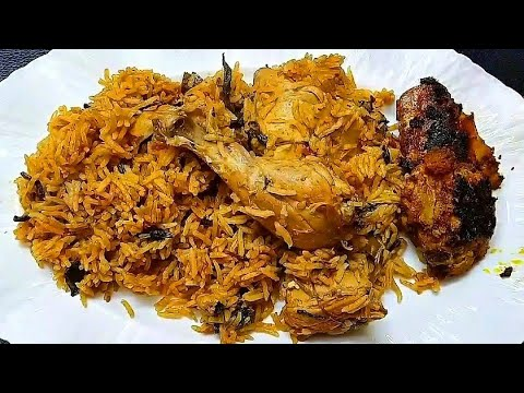சிக்கன் பிரியாணி /Chicken biriyani recipe in tamil/ chicken briyani