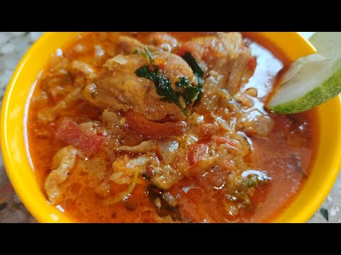 How to make Chicken Curry/Chicken Gravy Recipe in Tamil/Bachelor Chicken Curry/Poori Kalangaa Tamil