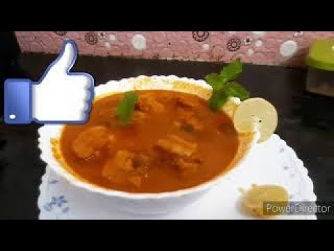 Chicken Gravy in Tamil