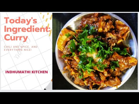 MUTTON HEAD CURRY GRAVY @Gote head Fry Recipe in Tamil