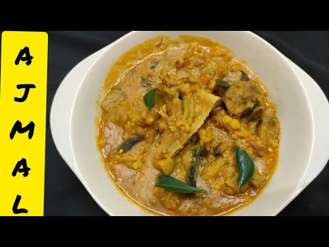 மட்டன் தால்சா | Mutton Dalcha Recipe in Tamil | Mutton Dalcha