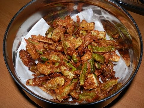 kovakkai poriyal fry recipe in tamil/kovakkai pepperfry (கோவக்காய் பொ‌றி‌யல்