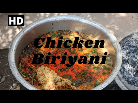 Chicken Biriyani | HD | How to make Chicken Biryani | Chicken Biriyani in Tamil