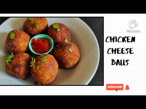 Chicken Cheese Balls Recipe in Tamil | Non Veg Recipes