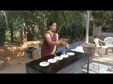 #FOOD VLOG  | UTHAPPAM RECIPE |  ONION DOSA | AMMA SAMAYAL || VILLAGE FOOD CHANNEL