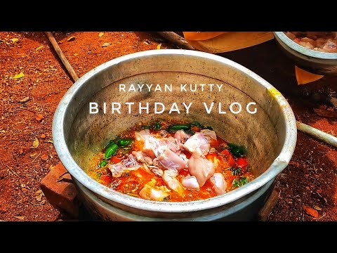 Happy Birthday Rayyan Kutty! | Chicken Biryani | Birthday Party | Jo-Ka Vlogs #Shorts