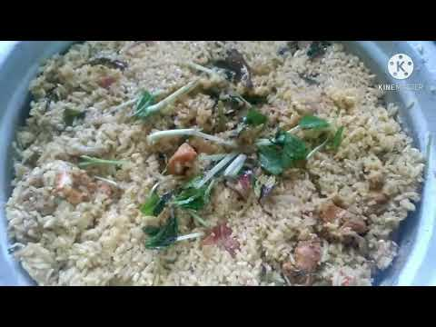 Fried Chicken Dum Biryani | How to make Fried Chicken Biryani in Tamil? | Chicken Biryani Recipes