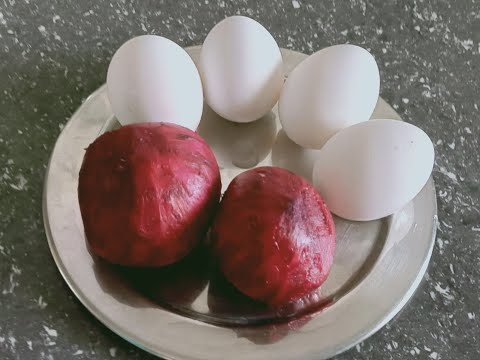 Try This One Time | Beetroot Egg Poriyal In Tamil  | Innovate Easy Poriyal | Beetroot Recipes