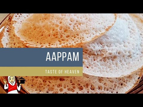 Aappam Seivathu Eppadi | Aappam Recipie in Tamil
