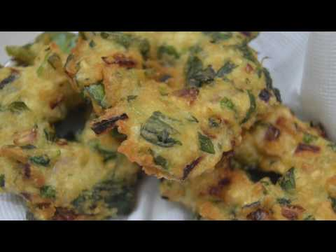 டீ கடை கீரை வடை | How to prepare Keerai vadai in Tamil | Keerai Recipes