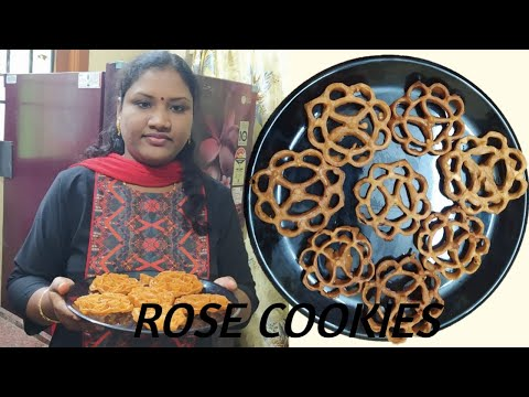 ACHU MURUKU / ACHU MURUKU in Tamil Recipe/ ROSE COOKIES / அச்சு முறுக்கு