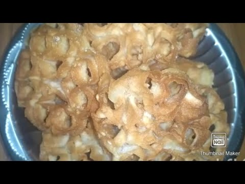 Recipe-121: அச்சு முறுக்கு/Achu Murukku/ Egg less Rose Cookies /How to make  Murukku Recipe in tamil
