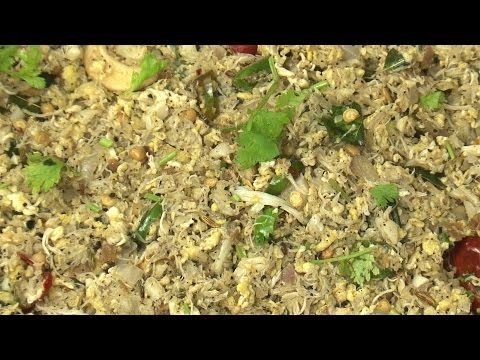 Shell Less Crab - How to make Shell Less Crab South Indian Dish - Red Pix Good life