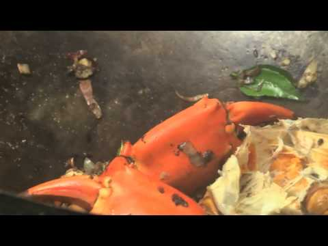 How to make Easy  Crab Pepper  Fry - Red Pix Good Life