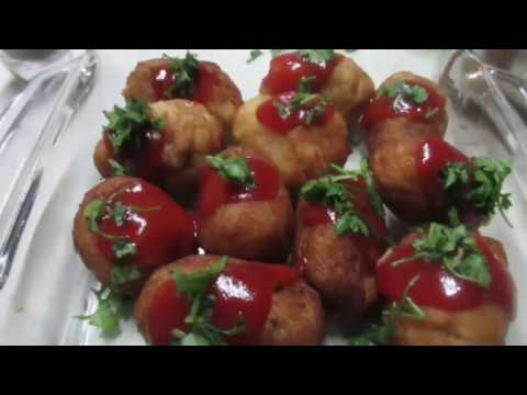 Bread Roll Recipe /  Bread Potato Roll / Stuffed Bread Roll / Recipe in Tamil