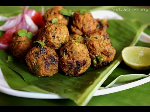 Methi Mutton & Chicken  Koftas ( Methi Meatballs)