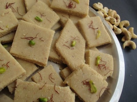 Extremely Simple Kaju Katli (in tamil)