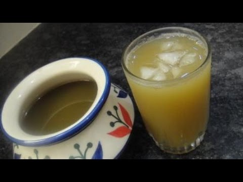 Ginger Mint Lemon Juice In Tamil | Refreshing Juice | Summer Recipe | Gowri Samayalarai