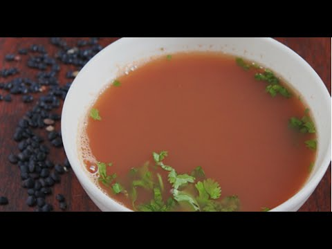 Kollu Chaaru | Kollu Soup | horsegram Soup For Obesity | Decrease Weight