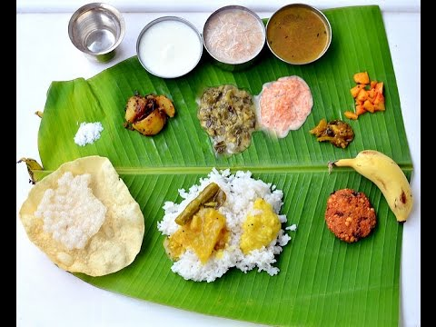 South Indian Veg lunch preparation| First time Detailed Explanation
