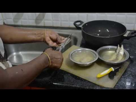 How to Clean Dry Fish in tamil | karuvadu Cleaning | Easy way to clean Dry Fish