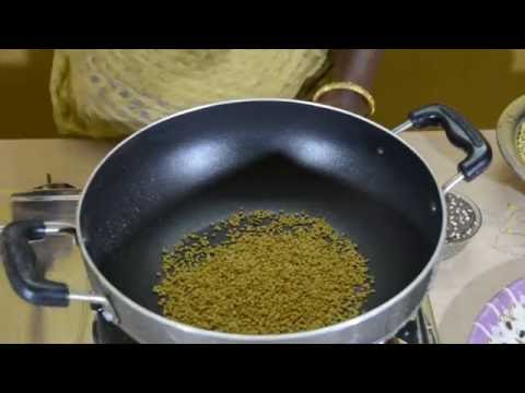 Kuzhambu Milagai Podi Recipe in tamil | Kuzhambu Milagai Thool |Curry Chilli powder Recipe