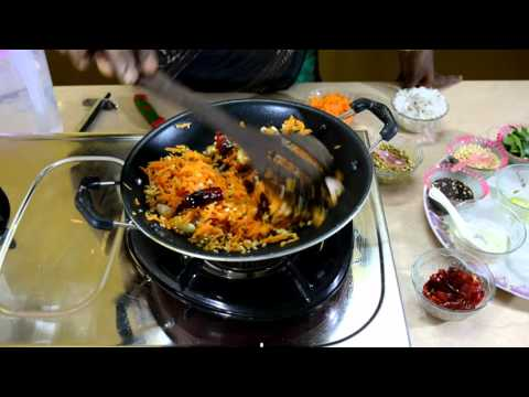 How to make carrot chutney recipe in tamil l Amma samayal