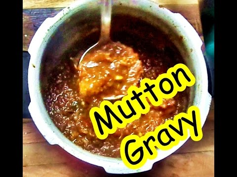How to cook Mutton Gravy in Tamil Nadu style|Spicy Lamb Curry|Mutton Gravy in Tamil|Village style