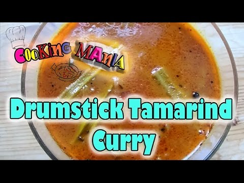 Drumstick curry in Tamil | Murungakkai curry in Tamil | Cooking Mania