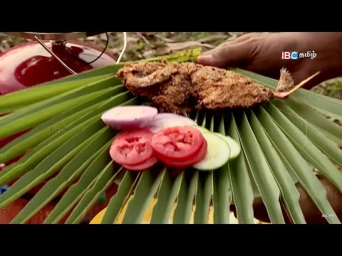How to cook Vaavul Meen Varuval & Poritha Chicken Gravy | Tamil Suvai Thedi | Ep 7 | IBC Tamil TV