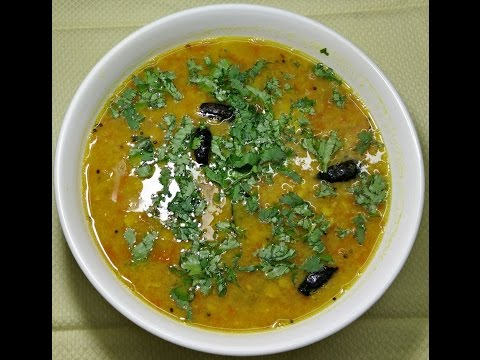 Plain sambar  Recipe in Tamil/How to cook Basic Paruppu  Sambar for Rice,Idli,Dosa/ReCP-20