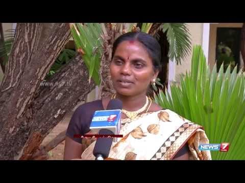 TN Women farmers cook millet recipes at Italy | Tamil Nadu | News7 Tamil