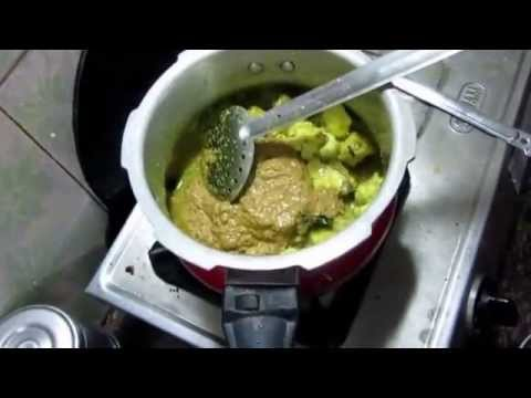 How to Cook Chicken Curry (Tamil) (Mettur Style)