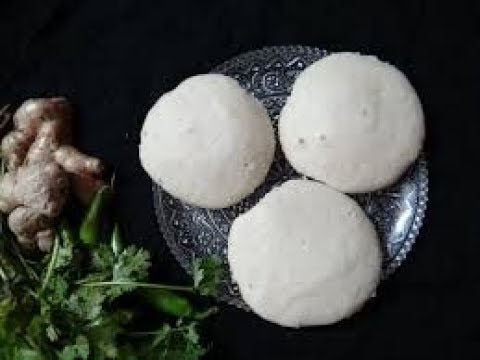 Mummy's Cooking - Soft Idli with Poha / Mallipoo Idli with Aval in Tamil