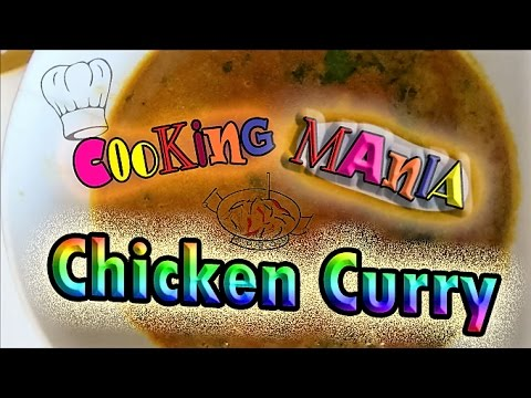 Chicken curry in Tamil   Cooking mania