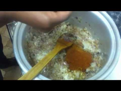 How to cook crab curry Tamil